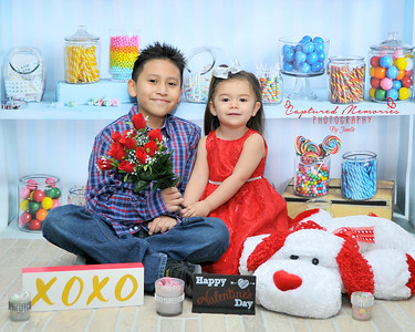 Kaitlyn and Isaac Valentine's Day 2017