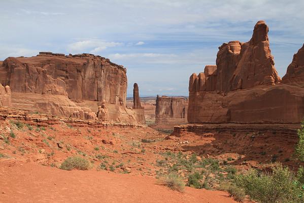 Moab, Utah - Arches & Canyonlands National Parks