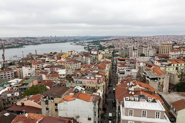 Istanbul, Around the City
