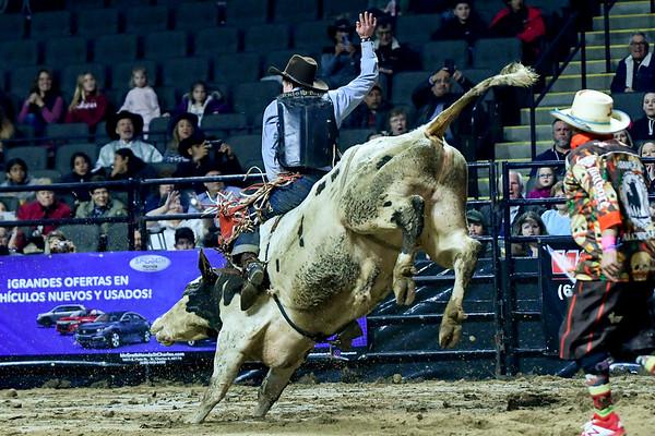 Professional Championship BullRiders 01312020