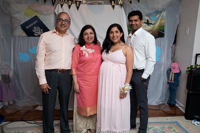 Priya's Baby Shower 6/15/19