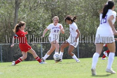 DS Varsity Girls Soccer 2012