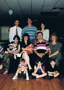Bruz, Kay & Family