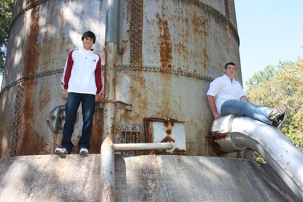 8.02.2011 Hunter and Taylor Senior Pics