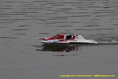 2011 R/CU Atomic Cup Testing