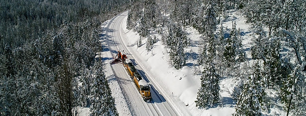 Donner Pass Trains