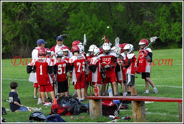 Lacrosse - OT LAX 5th & 6th Grade Team  May, 2009