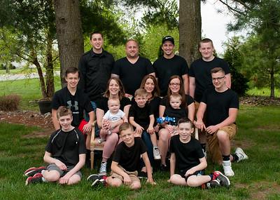 Stewart Family Photos