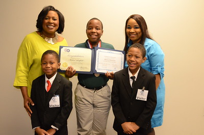 Lunch with the Mayor: Rochester Prep - 9/18/2014