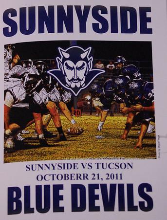 FOOTBALL: Tucson at Sunnyside