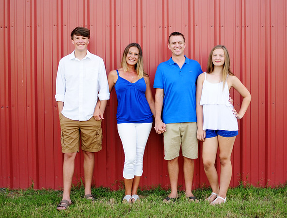Smith family summer 2018