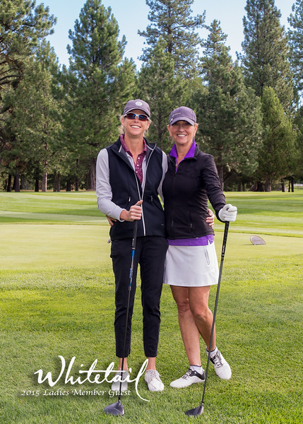 2015 Ladies Member Guests Team Photos