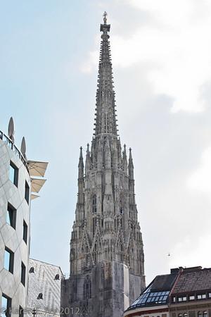 St. Stephen's, Vienna