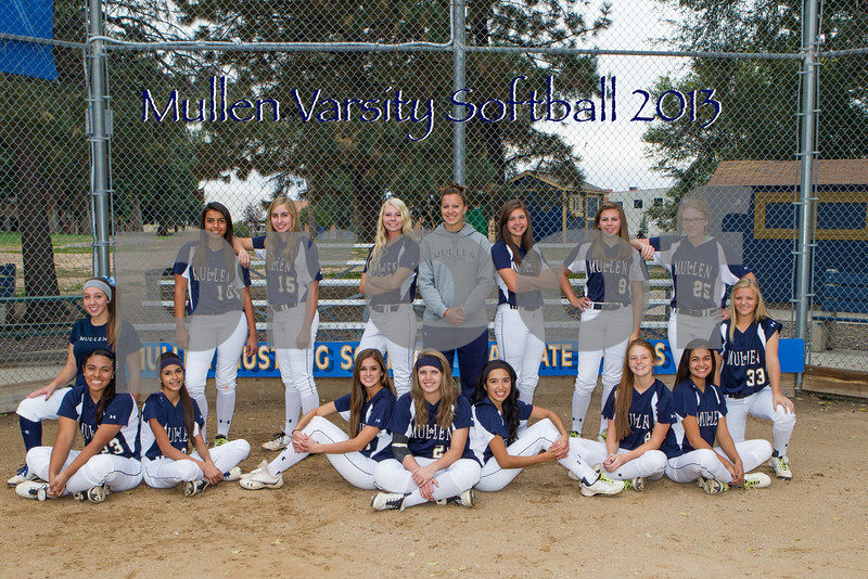 Varsity Team Pictures