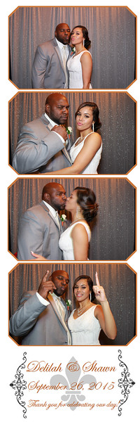 Dee and Shawn's Photo Booth Pics