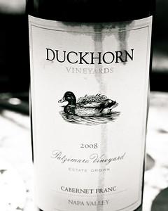 Duckhorn Drips B&W