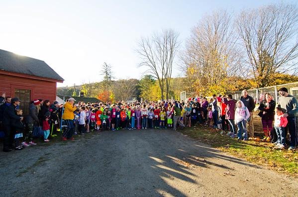 Ciorsdan Conran - Older Kids Race - 2016