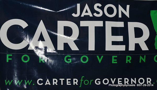 Jason Carter for Governor 2014