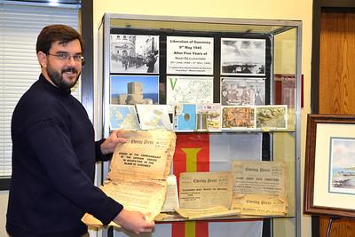 Guernsey Liberation Exhibit