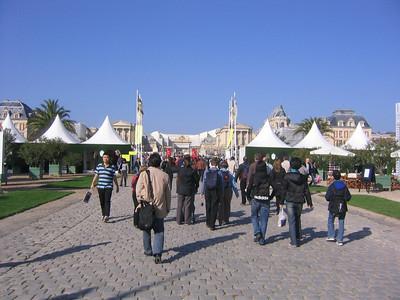 Versaille France - (Semi Final Weekend) October 2007