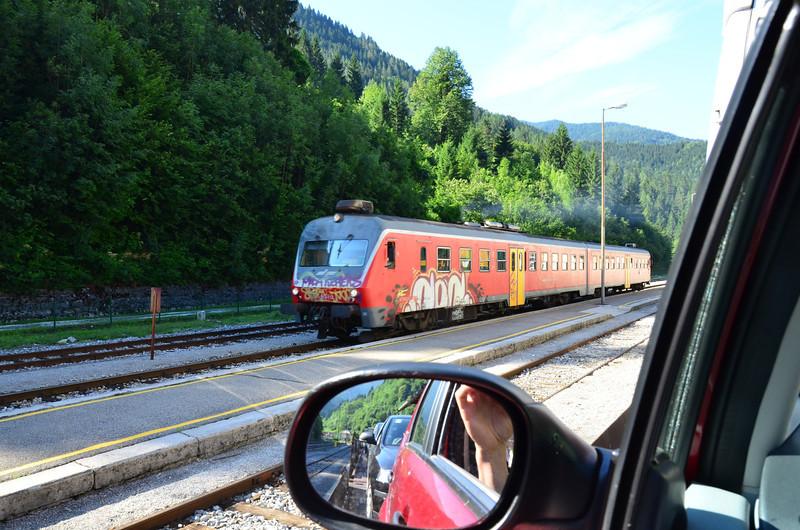 Car Train, Bohinjska Bistrica