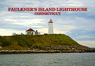 Faulkners Island Lighthouse, Connecticut