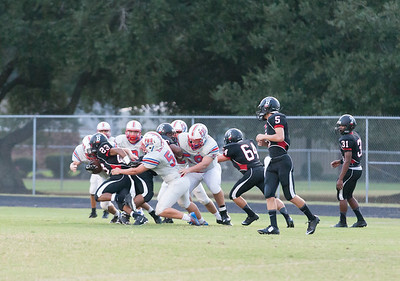 PBS Subvarsity vs Brusly 9/29/14