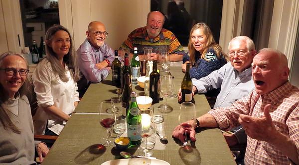 2019-5-11 best neighbors' dinner
