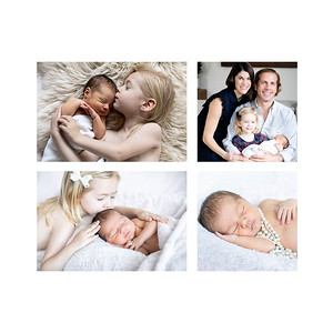 Newborn Family Photography in San Diego - Natural Light at Home baby photography - Pearl  2019