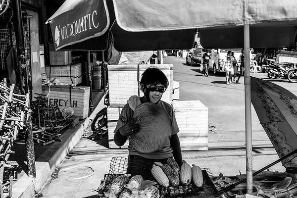 Philippines, Manila, Market