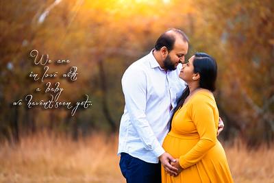 Shaili & Bhavin Maternity Shoot