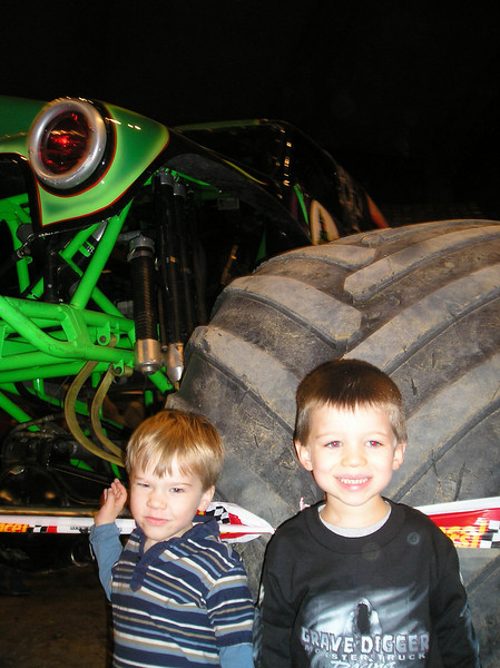 Monster Trucks in Roanoke