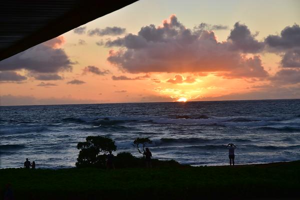 Sunrise - Kauai Beach Resort