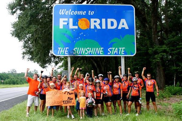 09 08-13 Arrive at Georgia-Florida border. Oyee! ec