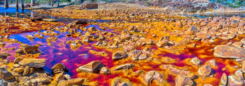 Tinto River, Huelva, Spain