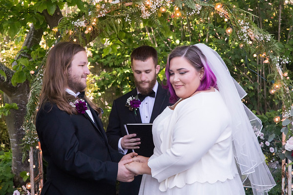 Camille & Michael's Wedding May 2018