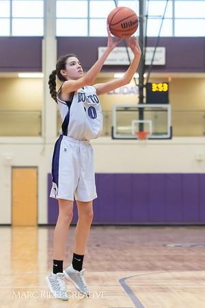 Broughtongirls JV basketball vs Millbrook. February 14, 2019. 750_6973
