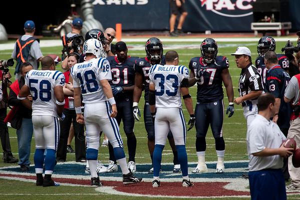 Texans vs Colts November 29 2009