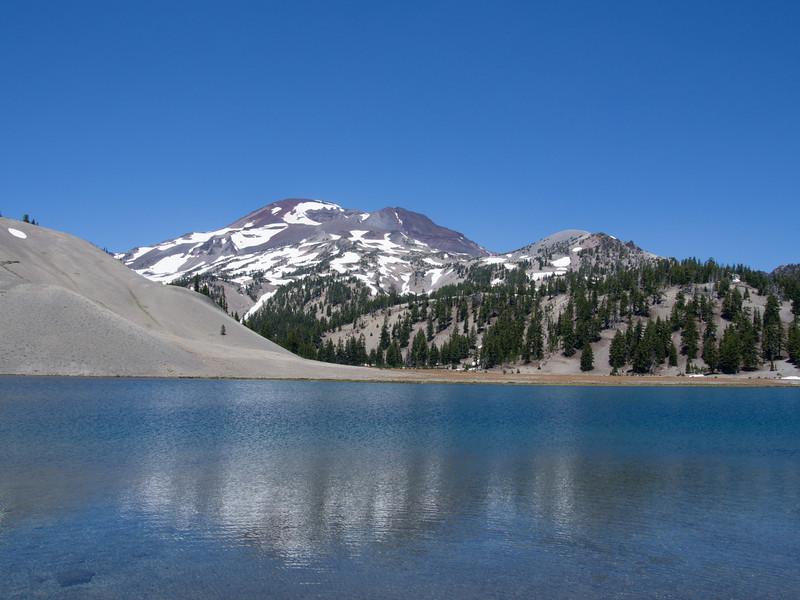 Moraine Lake at South Sister
