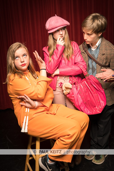 Legally Blonde Press Photos
