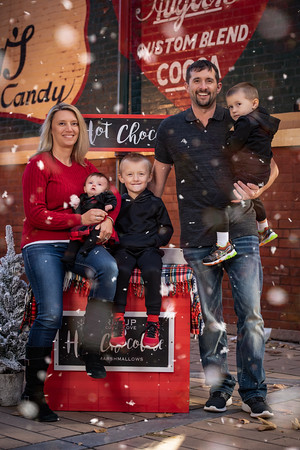 Hill Family Christmas