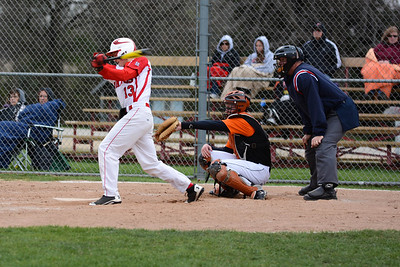 2014 Baseball Mt. Horeb vs Portage 5-9
