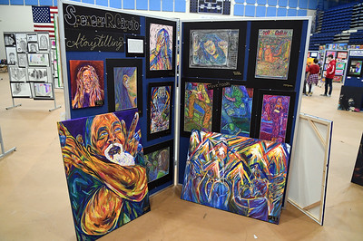 2018 District Art Show (4/30/2018)