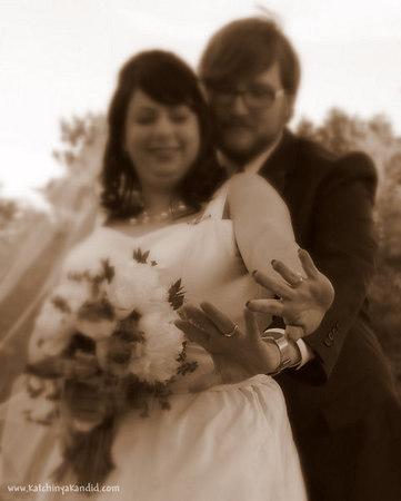 Scott Wedding March 24, 2007 sepia