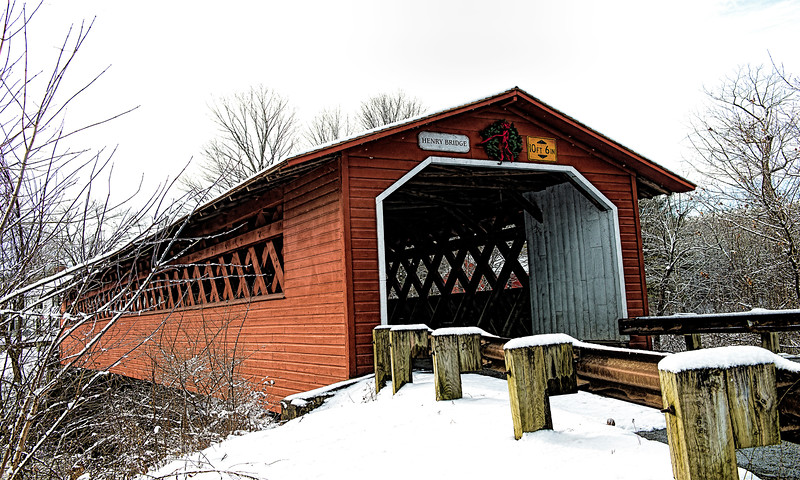 Henry Bridge    #1037