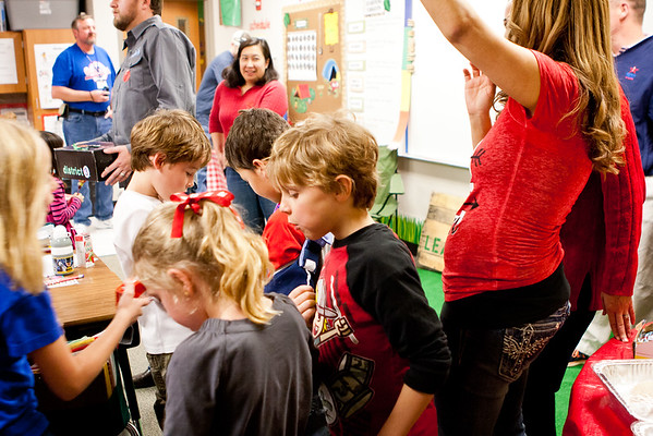 2nd Grade Valentine's Party :: February 13, 2015
