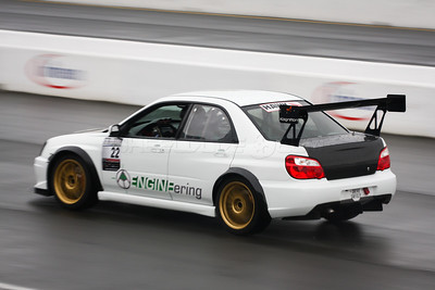 Global Time Attack Infineon - Day One and Two