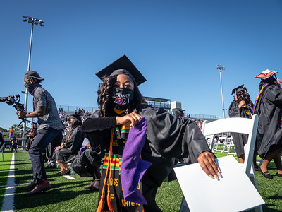 2021 Commencement Ceremony by Amari Leath