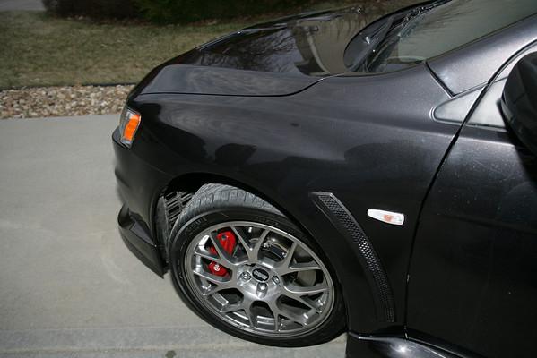 2008 Mitsubishi Evo