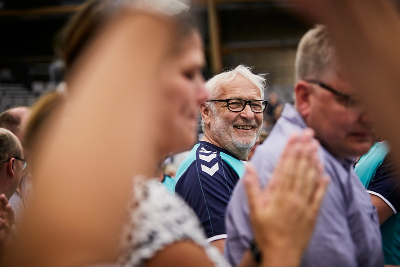 Niels Hausgaard - Ambassadør i LykkeLiga